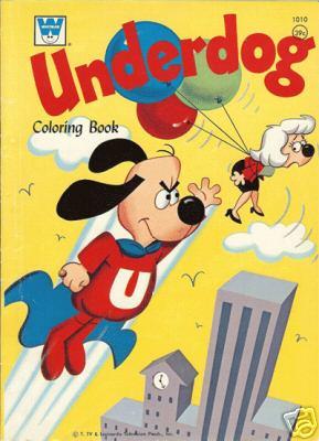 Underdog Memories - Pre 1980 Toys